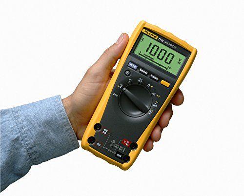 Automotive Digital Multimeter : Fluke automotive digital multimeter