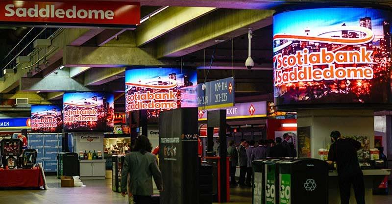 LED Billboards Scrolling Billboards in 2020 Led signs