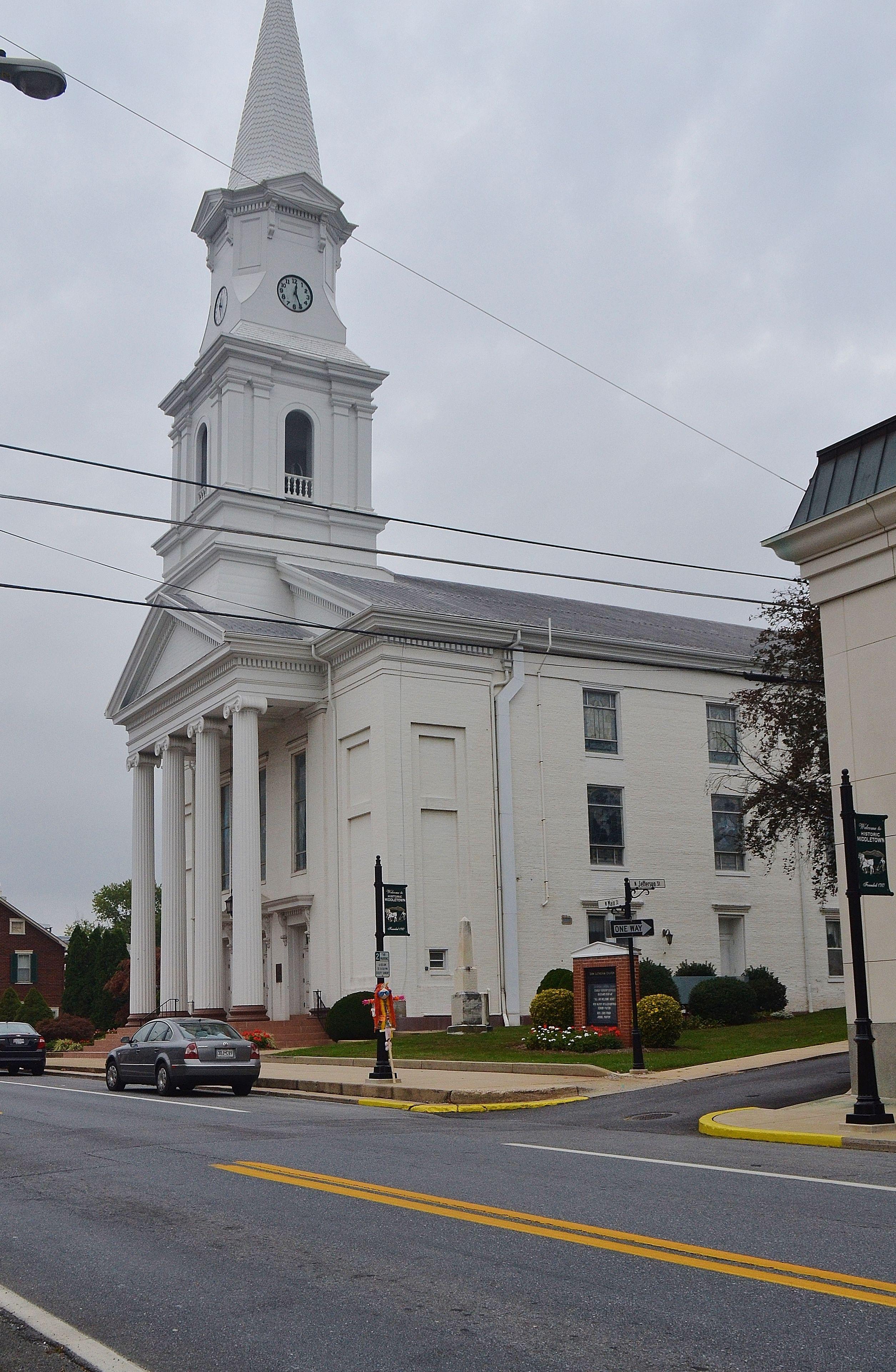 Zion Lutheran Church Middletown Zion Lutheran Church