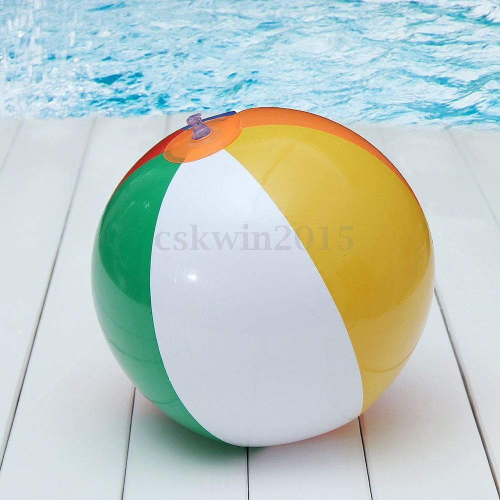 23cm Blow up Beach Ball - Lollipops? Have to cover up colours so it looks less beach ball-y, tissue paper?