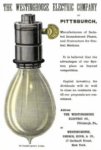 On Jan 8 1886 The Westinghouse Electric Co Was