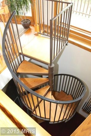 Best Contemporary Staircase With Spiral Staircase Mylen Stairs 400 x 300