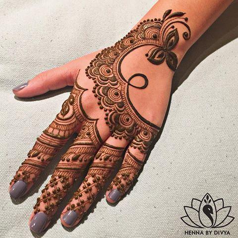 Divya Patel Hennabydivya Instagram Photos And Videos Design