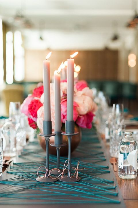 Copper wire table numbers ashley ludaescher photography rose copper wire table numbers ashley ludaescher photography rose gold and peony modern metallic greentooth Image collections