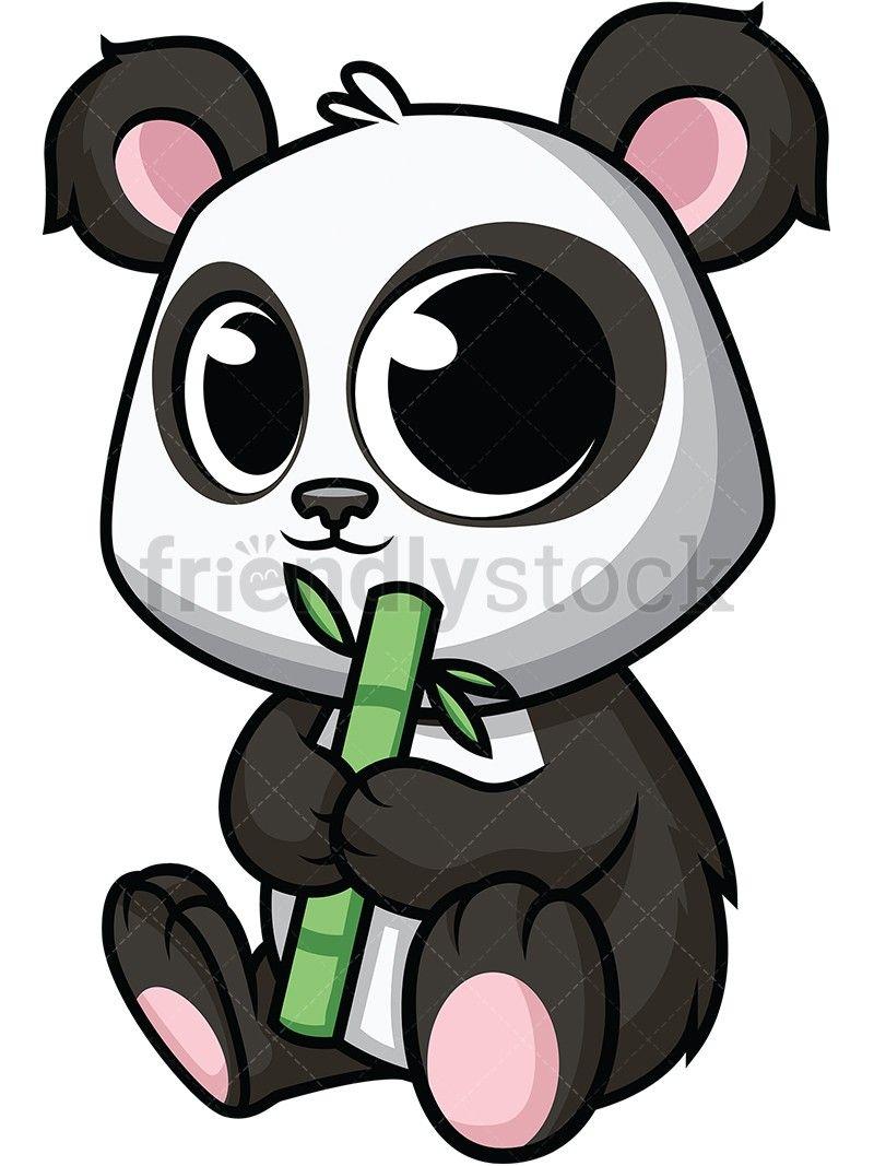 Baby Panda Baby Panda Cute Panda Cartoon Panda