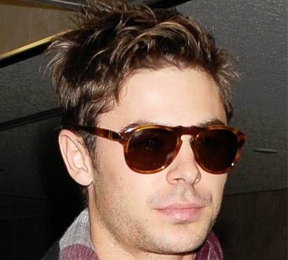 Persol Mens Tortoise Classic Sunglasses