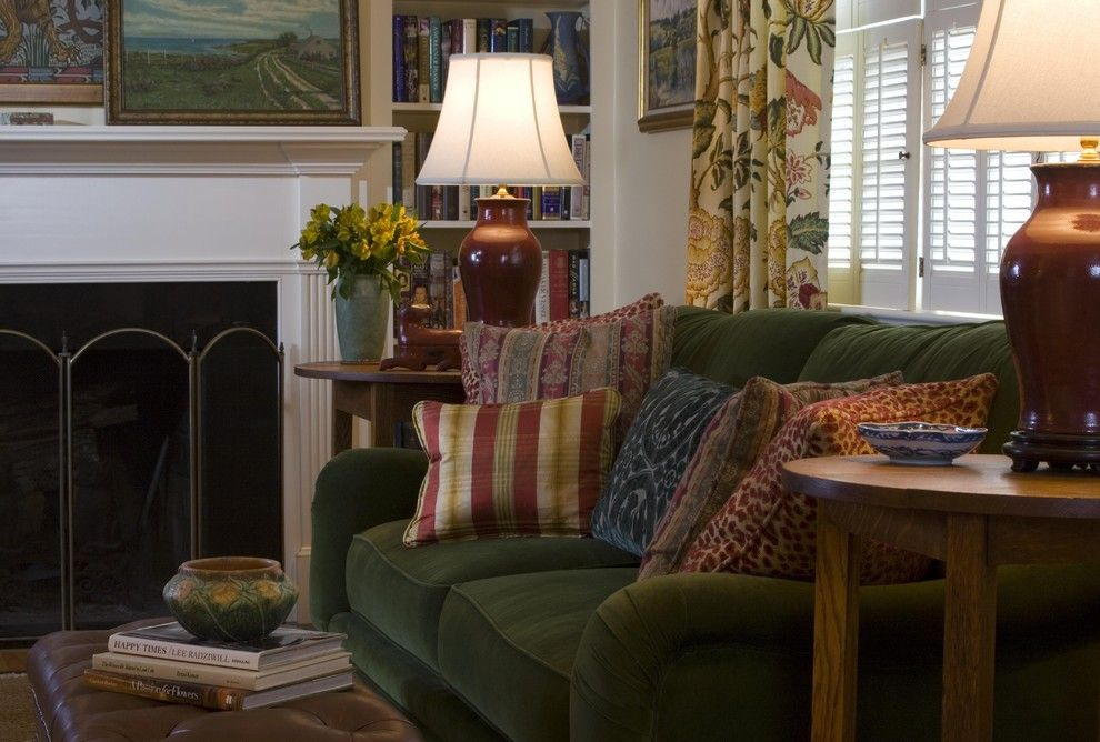 Fireplace Comfort - traditional - family room - other metro ...