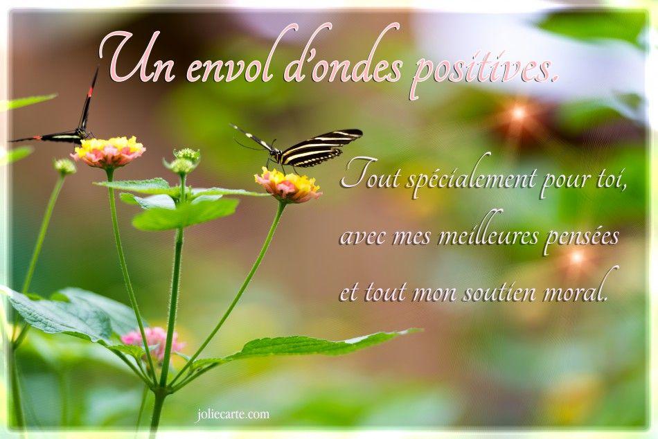 Ondes Positives Ondes Positives Message De Courage Et