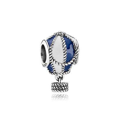 """Bamoer S925 Sterling Silver Dangle Charm /""""I love you/"""" pour À faire soi-même Bracelet Bijoux"""