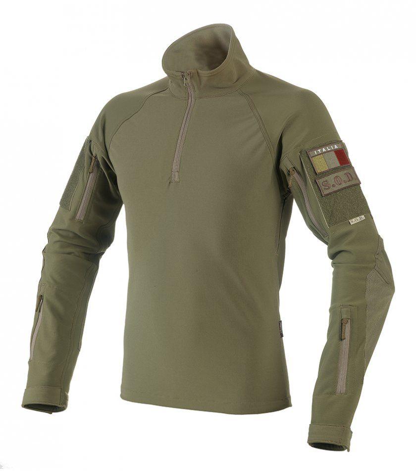 80d15605 SODGEAR - Military equipment - Abbigliamento militare - SPECTRE WINTER COMBAT  SHIRT HCS divise ordini cavallereschi