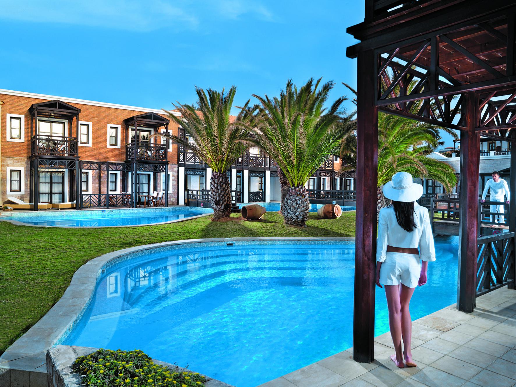 греция отель альдемар роял маре фото что они только