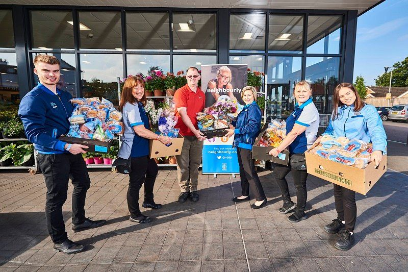 Aldi Is Donating Food To Charities In Cumbria Over Christmas Here S How To Apply Food Donation Aldi Charity