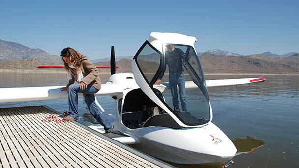 ICON Aircraft   ICON Aircraft   Hydro Testing Photo Gallery