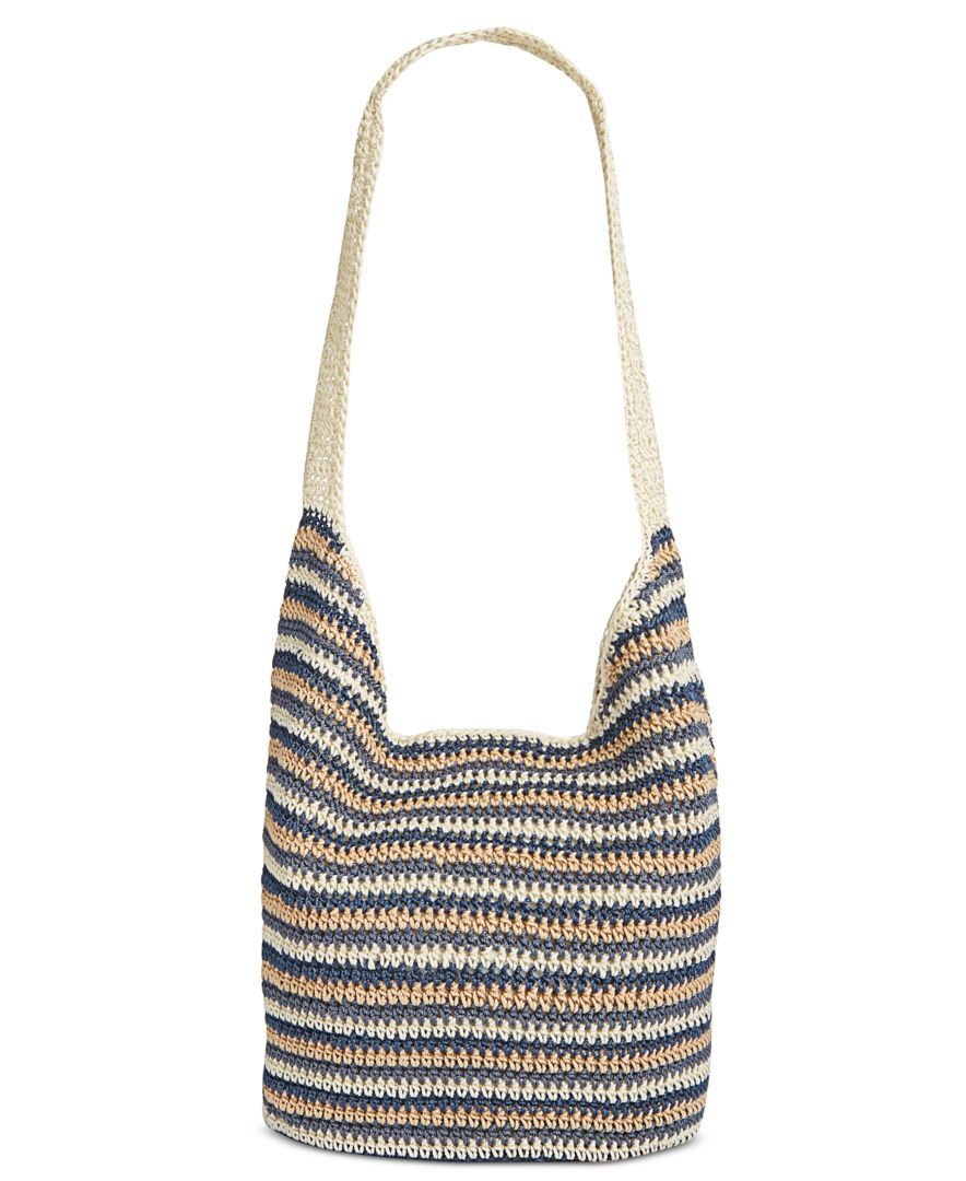 Style & Co Medium Crochet Hobo, Only at Macy's