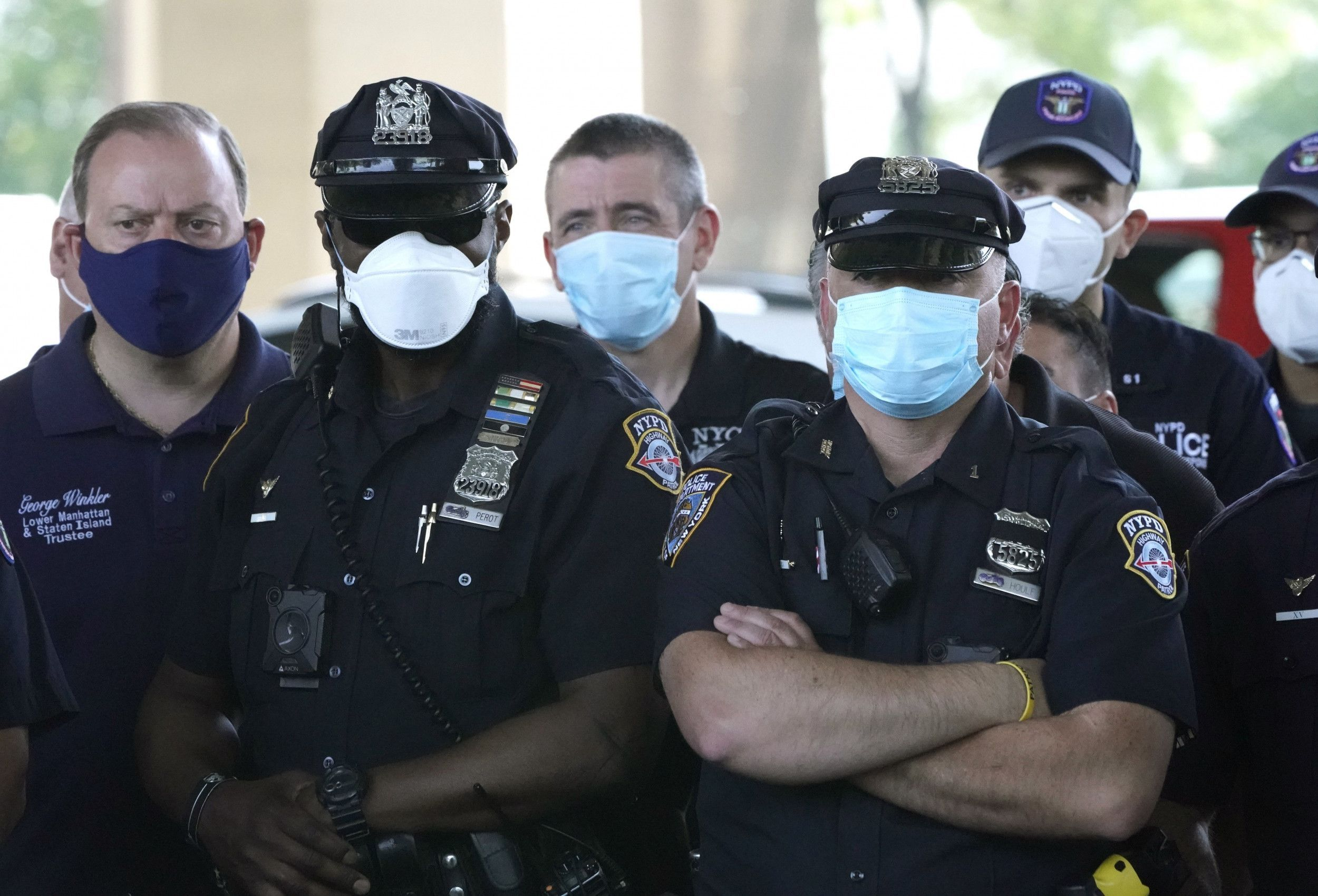 The Paradox Of Police Unions Randy Salars News And Comment Police Officer Nypd Nyc