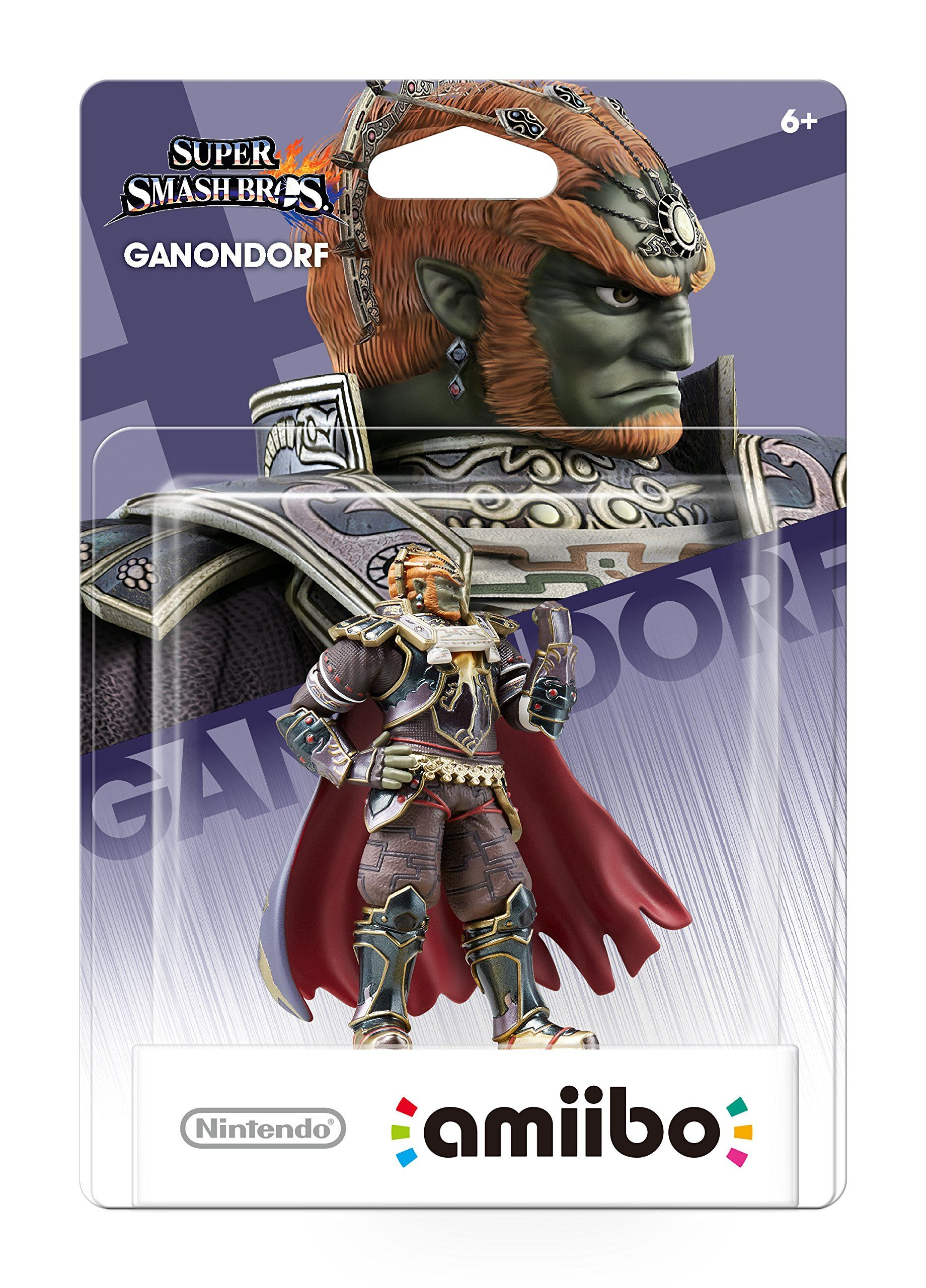 Ganondorf Amiibo Nintendo Amiibo Nintendo Super Smash