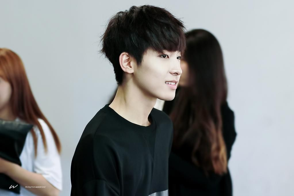 [HQ] 150929 #SEVENTEEN #WONWOO @ WEEKLY IDOL