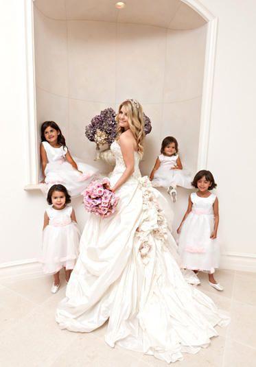 Pandora and Jason's Wedding Album | Celebrity bride, Celebrity ...