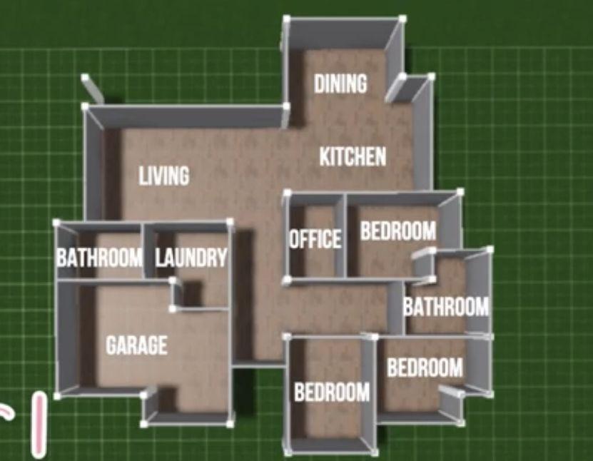 Pin By Emma Cross On Unicorn Drawing Sims 4 House Plans Sims 4 House Design Sims 4 House Building House layout maker bloxburg