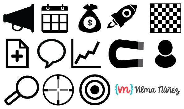 Iconos gratuitos redes sociales herramientas de oficina for Herramientas de oficina