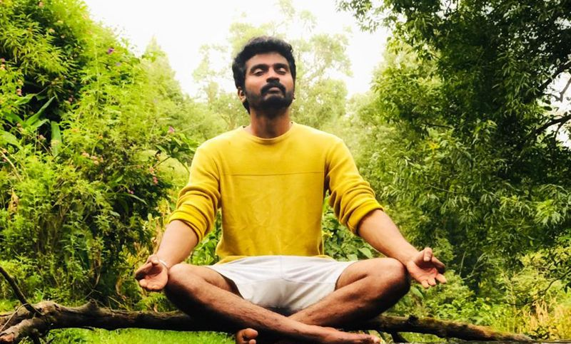 Colors Tamil brings you Yoga for World Health – virtual yoga, celebrities and a good cause!