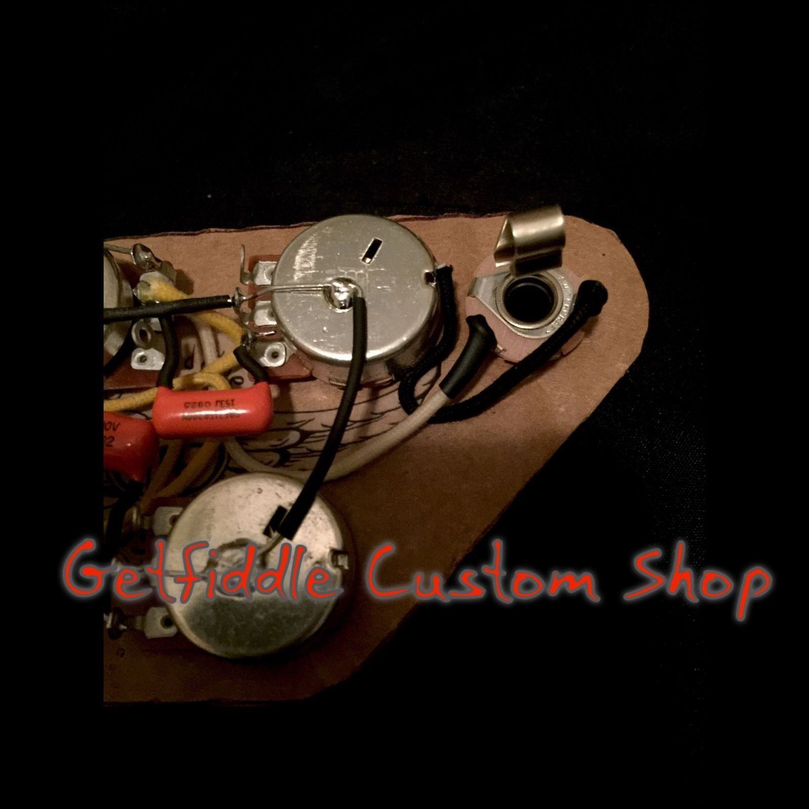 medium resolution of sg 50 s wiring harness gibson epiphone 022 015 cap bourns pots switchcraft ebay