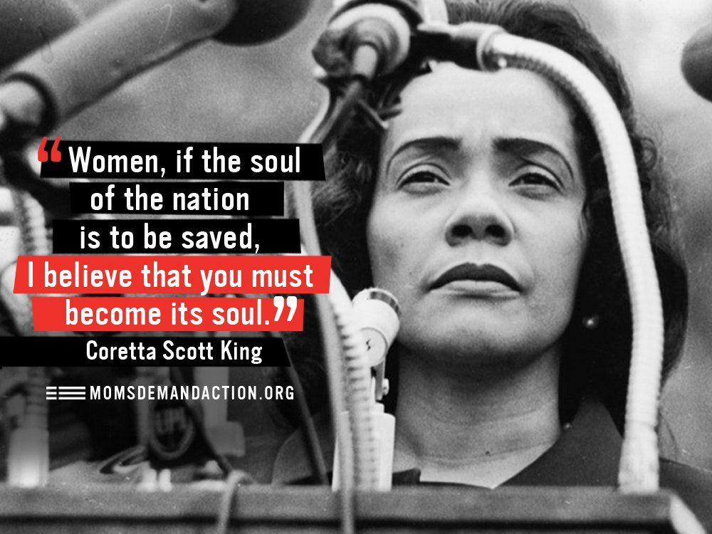 Coretta Scott King Quote Uplifting Pinterest Quotes King Adorable Coretta Scott King Quotes