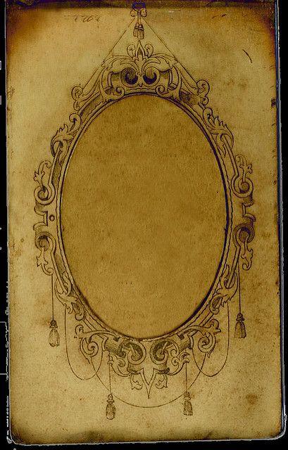 Untitled Framed Tattoo Mirror Tattoos Vintage Frames
