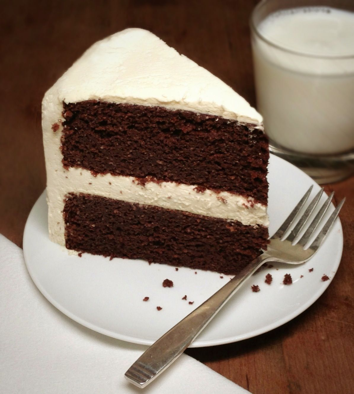 Moist Chocolate Cake -Low Carb, Gluten Free, Sugar Free - Preheat To 350˚