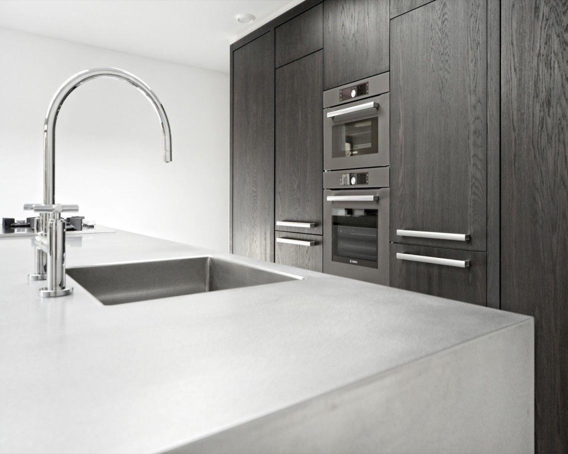 Kembra handgemaakte keuken en interieur keuken en badkamer in