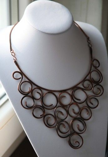 Just necklace by Sonja Turner Fegić \