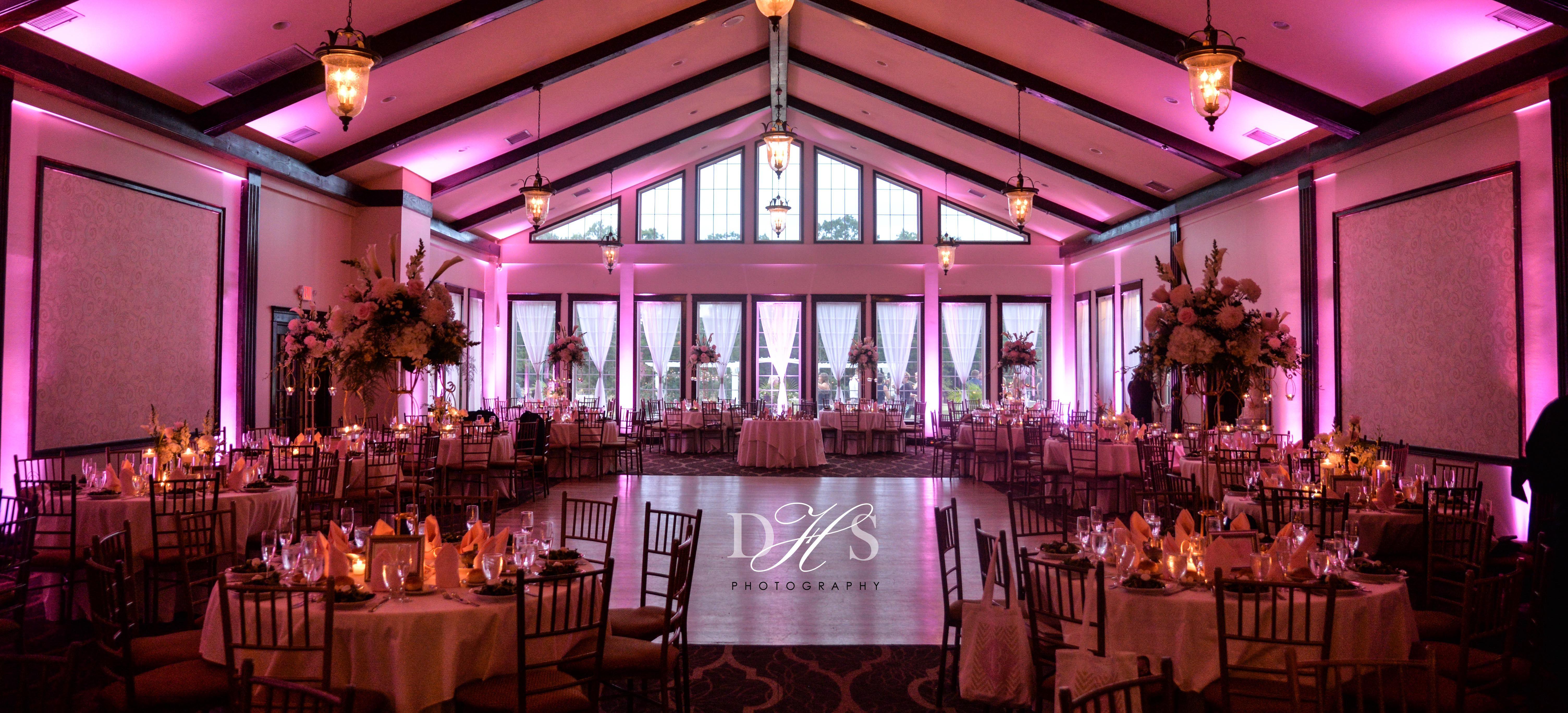 Wedding Reception Golf Grand Ballroom