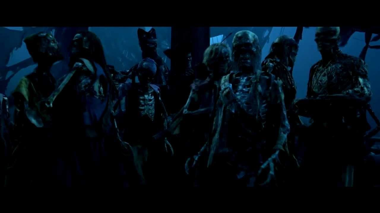 You Better Start Believing in Ghost Stories- Pirates of the Caribbean: The Curse of the Black Pearl