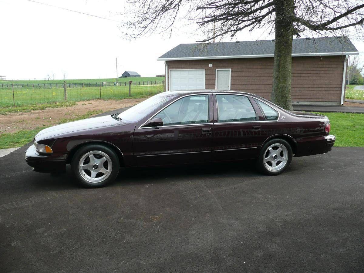 1996 chevrolet impala ss for sale 1780013 hemmings motor news