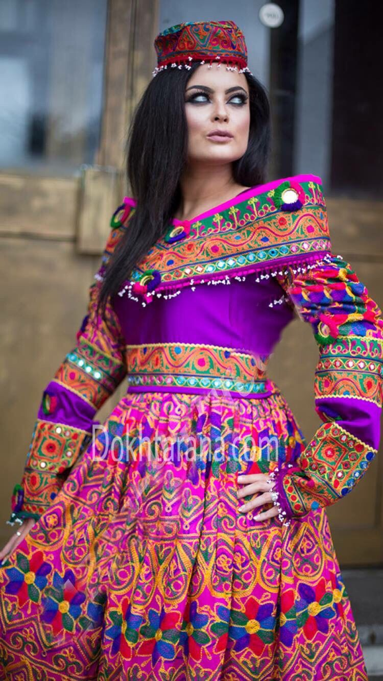 afghan dress #Afghani #style | Afghani Dress And Style | Pinterest ...