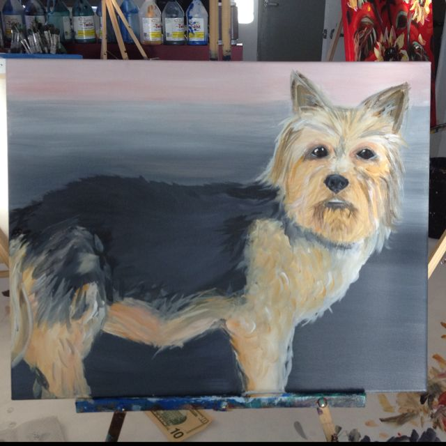 Paint your pet day @ Painting with a Twist | Paint your ...