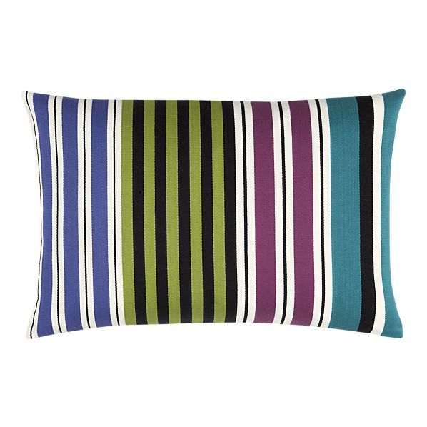 A pillow we both like! AND on sale :) - $20 Crate and Barrel.