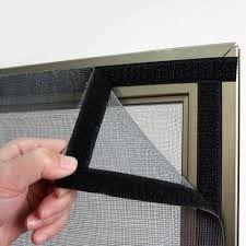 Cinta Adhesiva 2cm Antiestatica Tipo Velcro Contactel 25 Mt 299 00 Cortinas De Bricolaje Cortinas Para Puertas Mosquiteros Para Ventanas