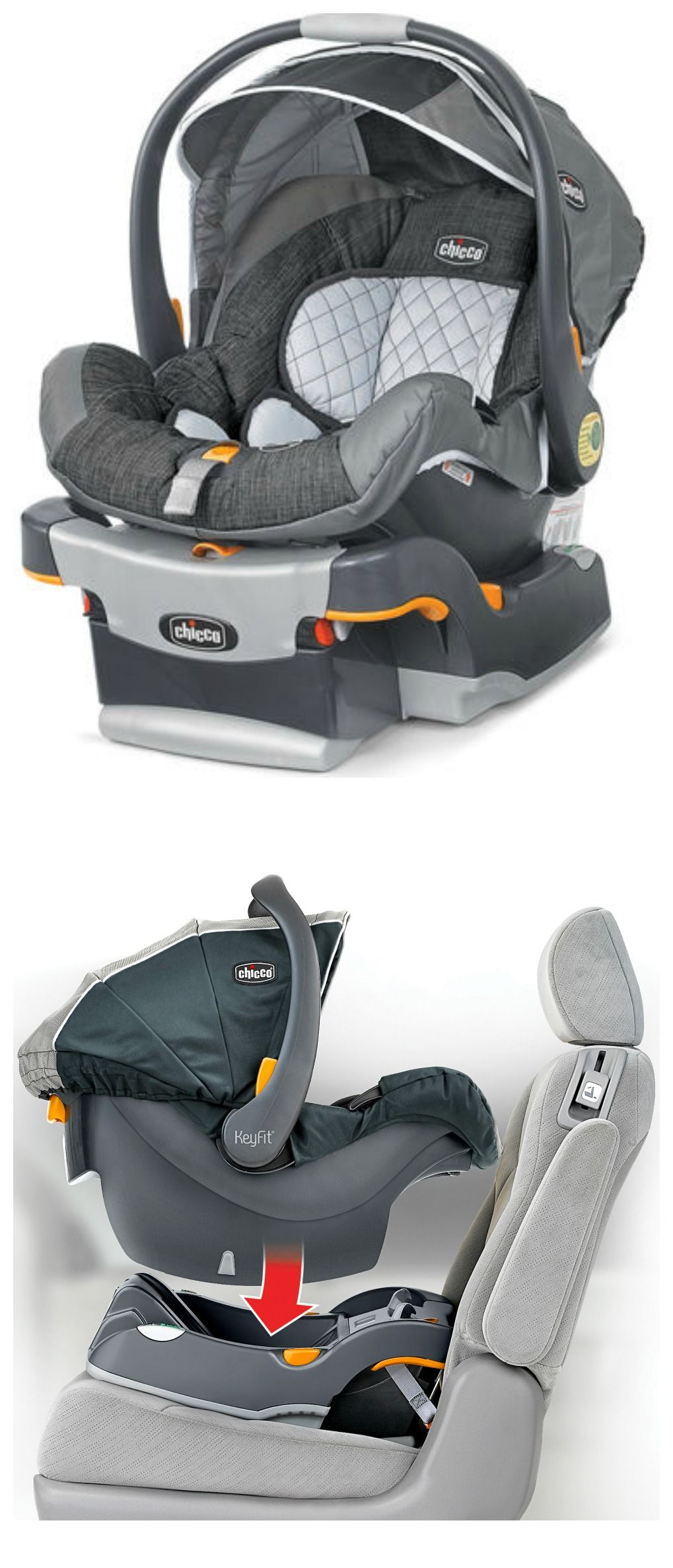 Our Top Infant Car Seats Include The Chicco Keyfit 30 Why We Love