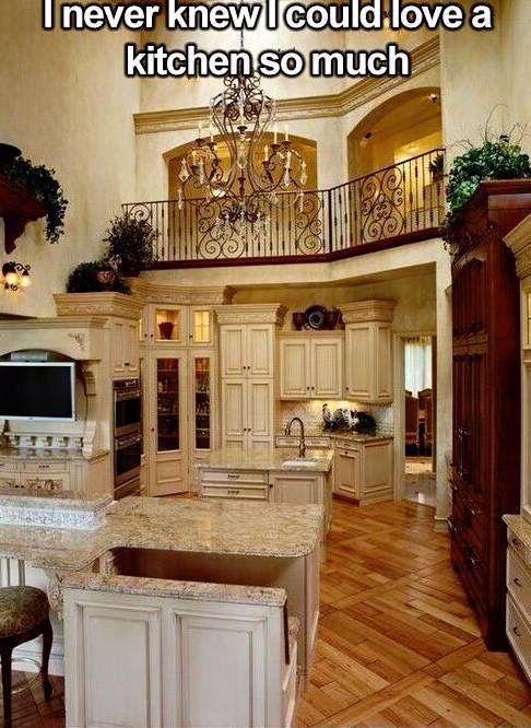 Lovely Amazing Kitchen