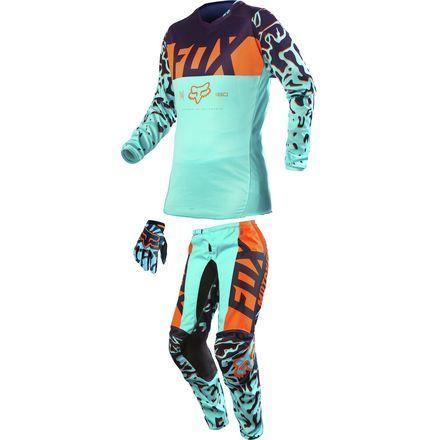 Dirt Bike Fox Racing 2016 Women S 180 Combo Motosport Bike