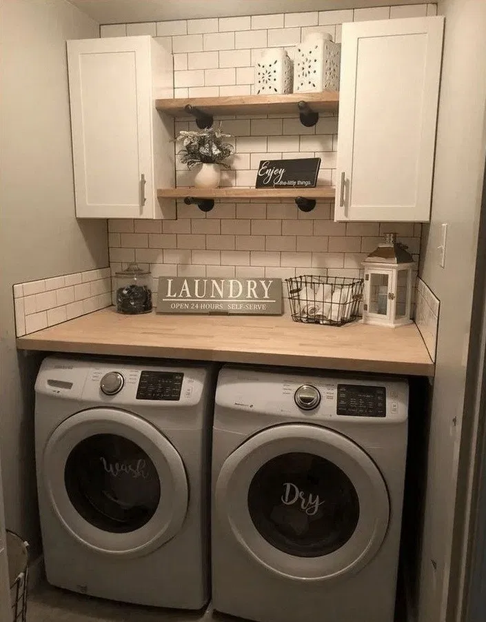 105 Small Rustic Laundry Room Ideas We Love Cynthiapina Me Laundry Room Design Laundry Room Diy Laundy Room