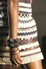 Jean Paul Gaultier Spring 2013 Ready-to-Wear Collection on Style.com: Detail Shots