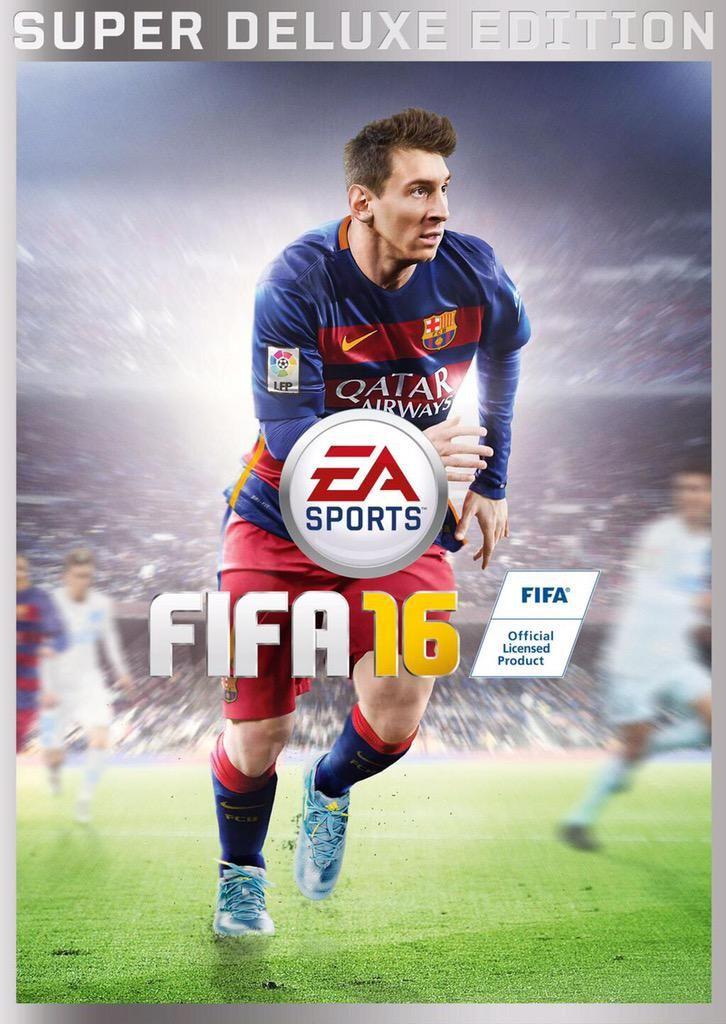 Universo Fcbarcelona On Twitter Fifa 16 Game Fifa 16 Fifa