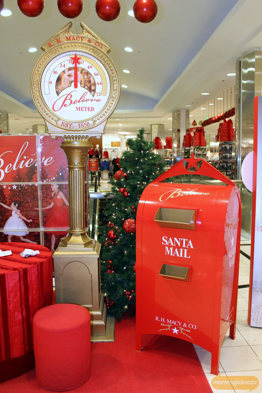 Write A A Letter To Santa And Make A Million Wishes Come True With Macy S Nyc Christmas Santa Letter Santa Claus Decorations