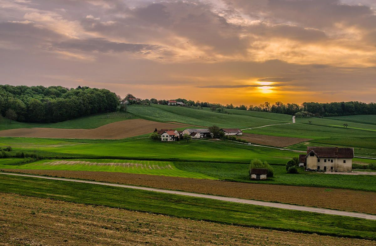 Photograph On the countryside by Peter Zajfrid on 500px ...