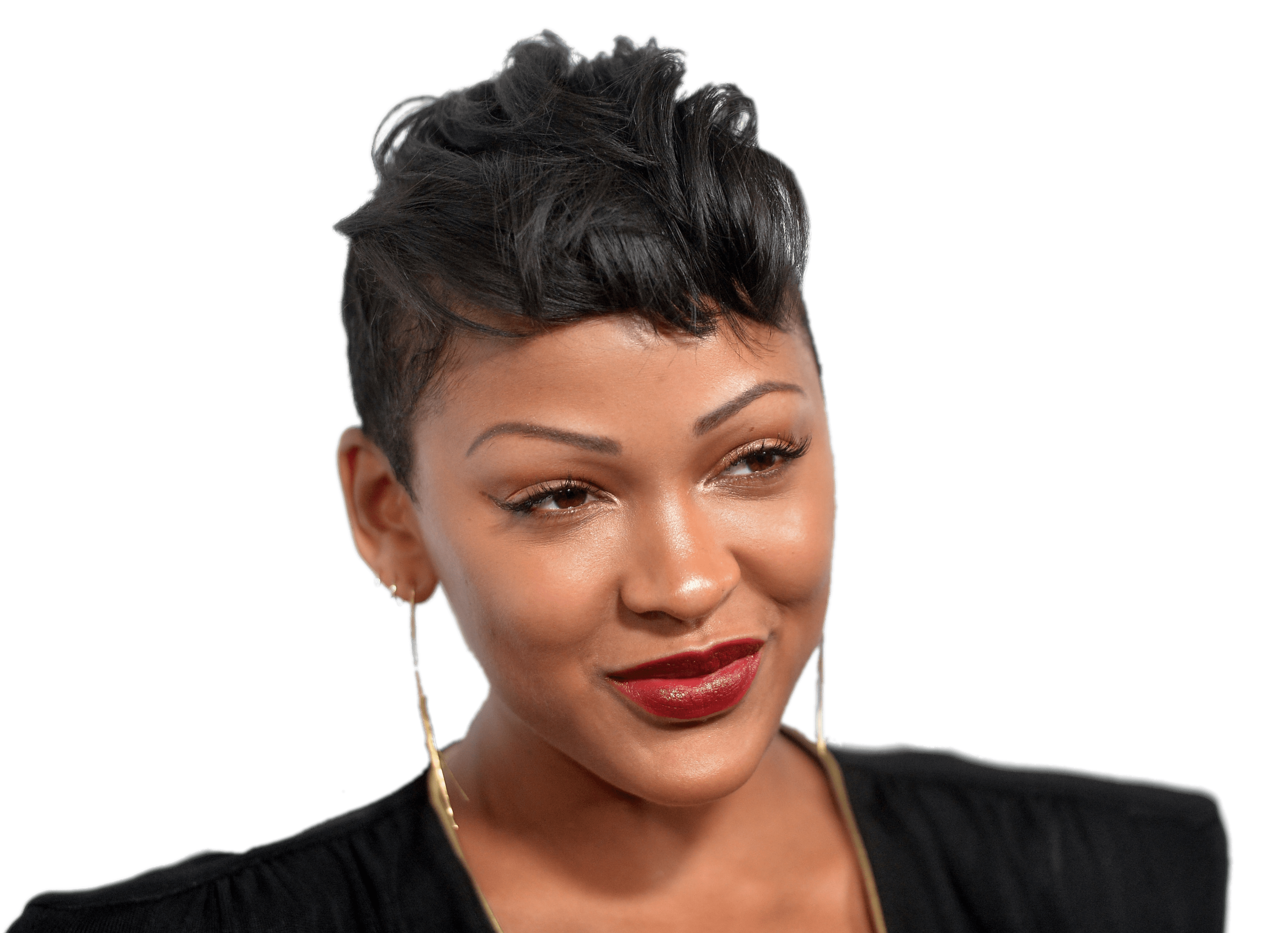 image result for megan good short hair style | places to