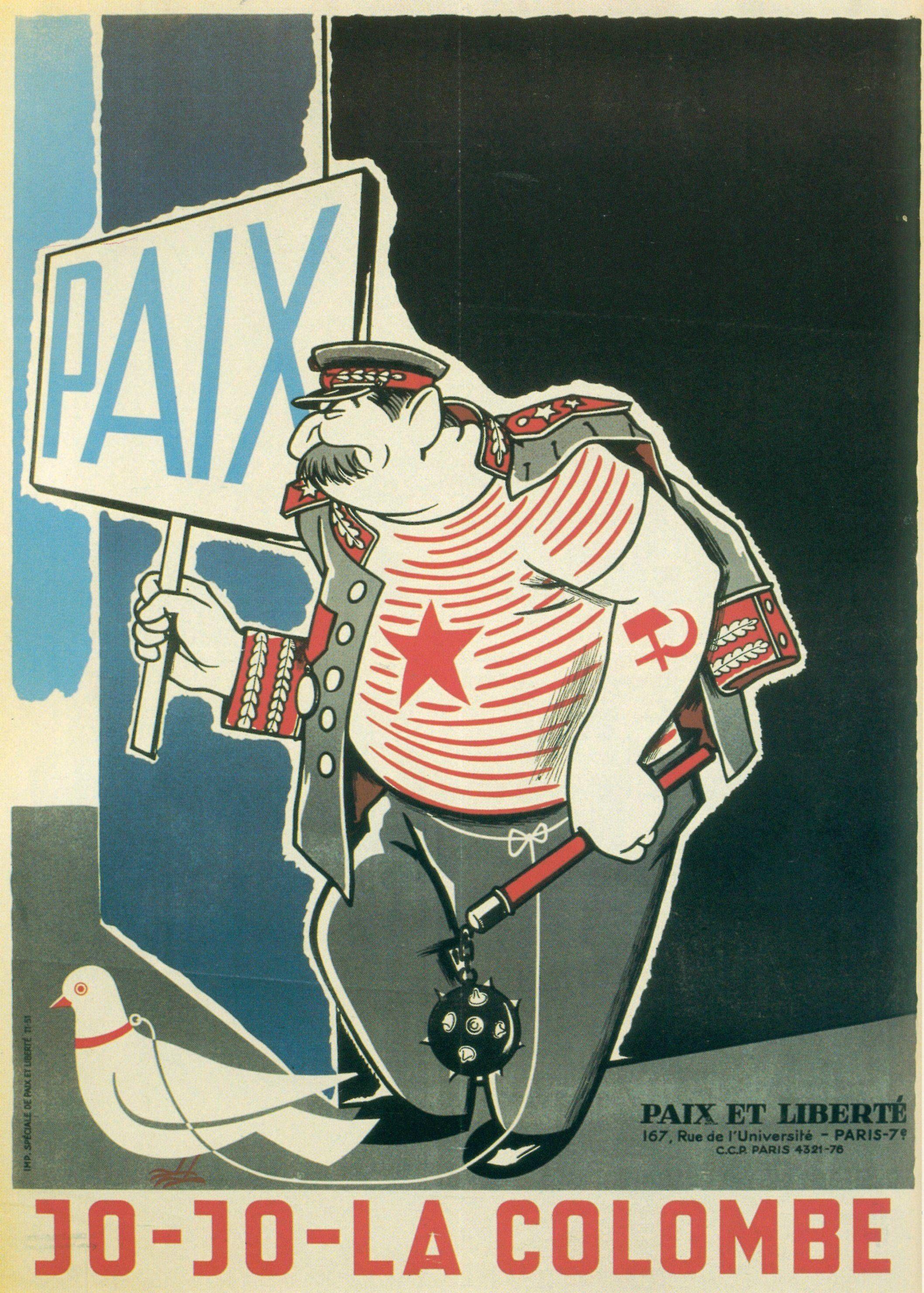 Jo Jo The Dove Anti Communist Propaganda