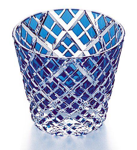 Kagami Crystal Edo Kiriko Yarai heavy crest Inoguchi T617-1565-CCB Kagami Crystal http://www.amazon.com/dp/B001CNFW7U/ref=cm_sw_r_pi_dp_ID.swb1QTF68Q