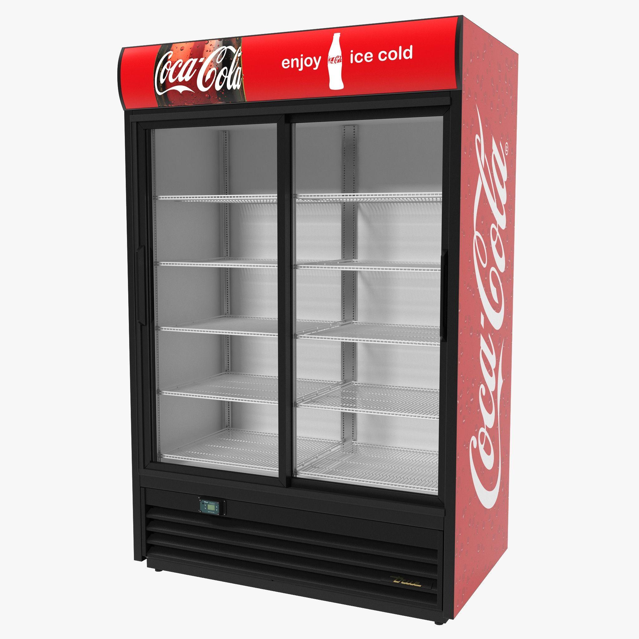 Coca Cola Double Door Display Fridge | http ...